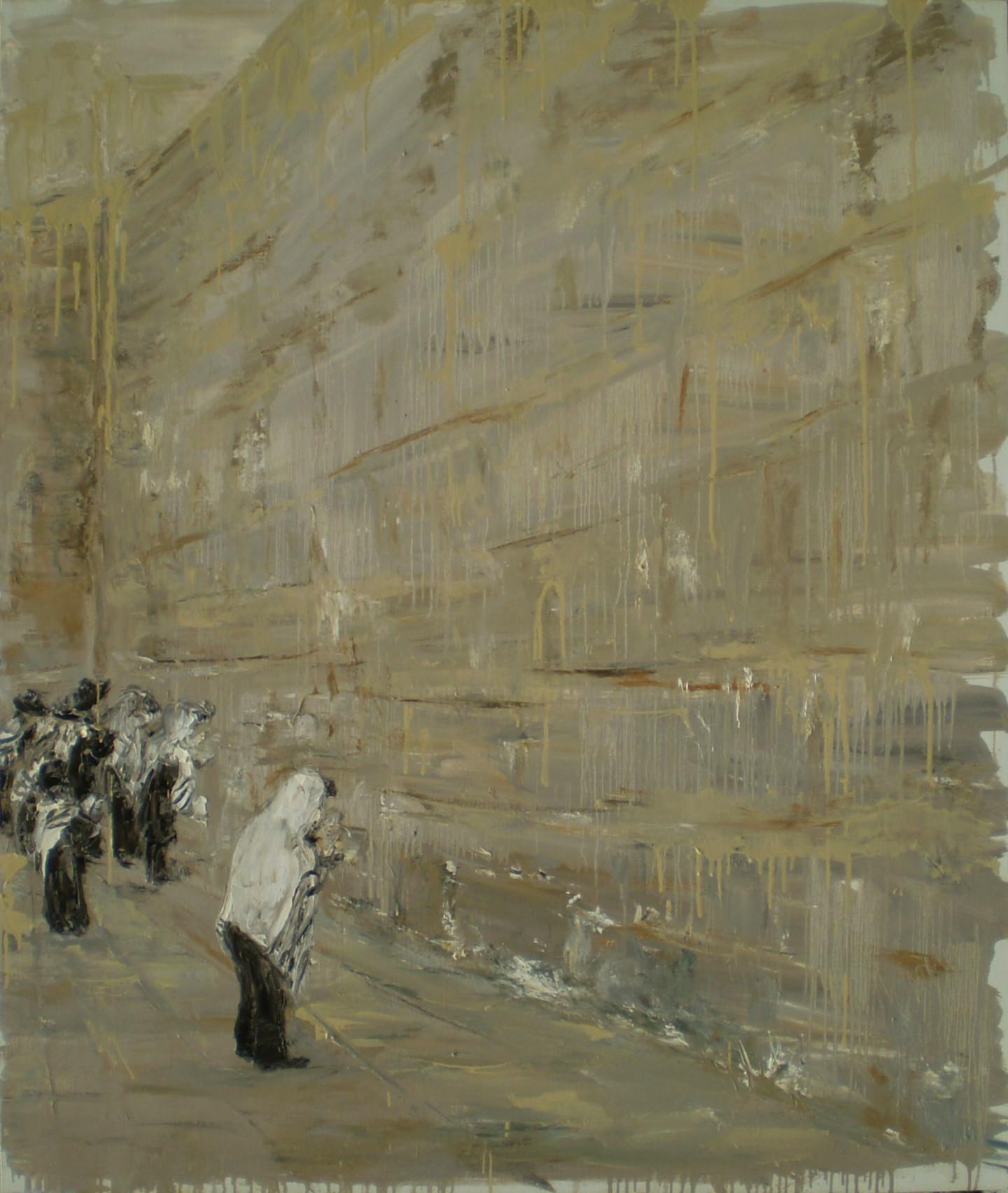 Alla Preobrazhenska-Ronikier - Wall of Tears.Prayer