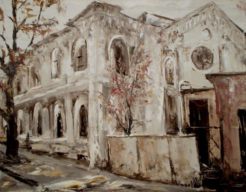 Alla Preobrazhenska-Ronikier - Odessa.Ryshelyevska