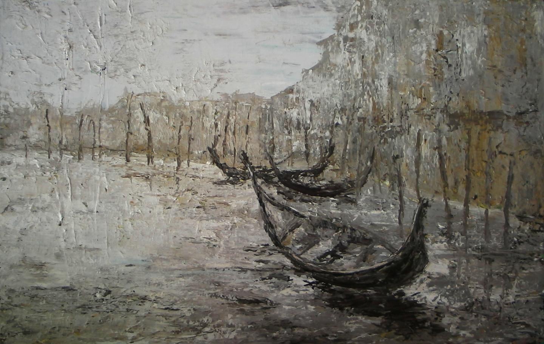 Alla Preobrazhenska-Ronikier - Venice
