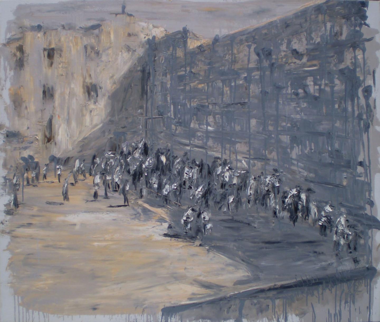 Alla Preobrazhenska-Ronikier - The Wailing Wall