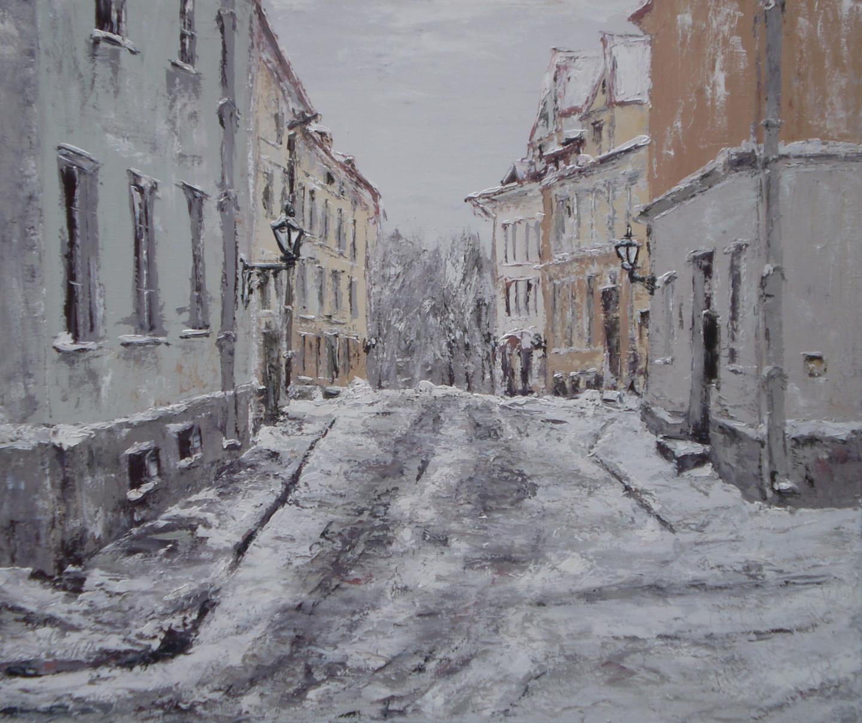 Alla Preobrazhenska-Ronikier - Tallin