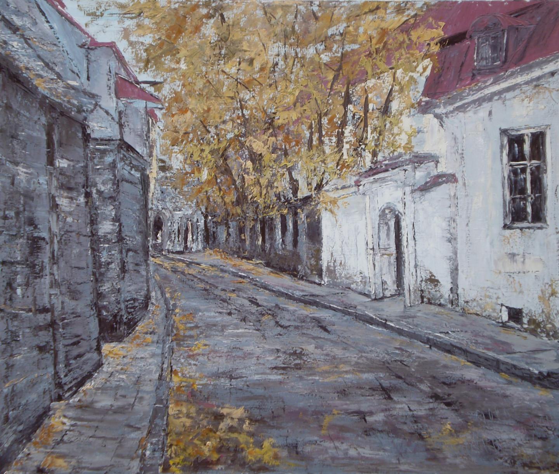 Alla Preobrazhenska-Ronikier - Tallinn