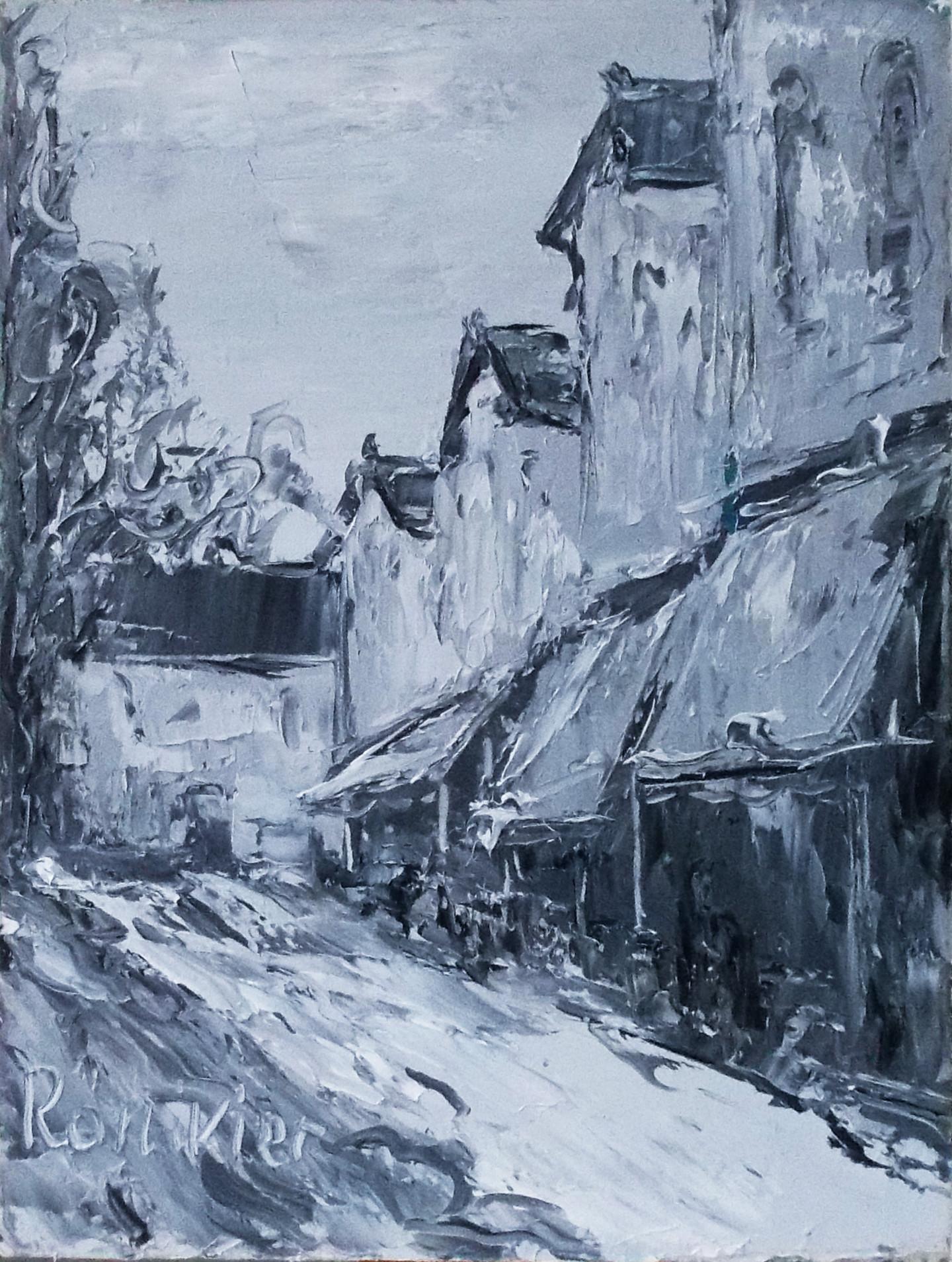 Alla Preobrazhenska-Ronikier - Paris
