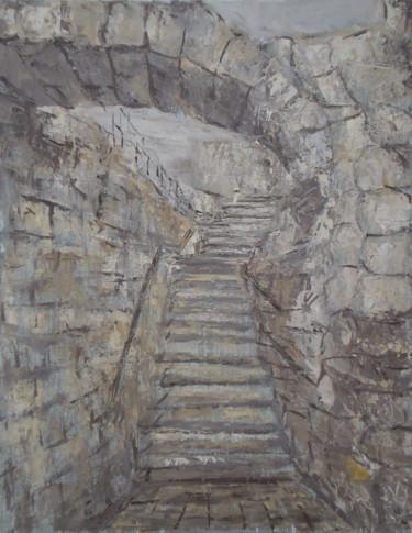 Jerusalem. Stairs