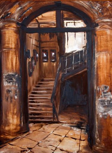 Odessa. Front door