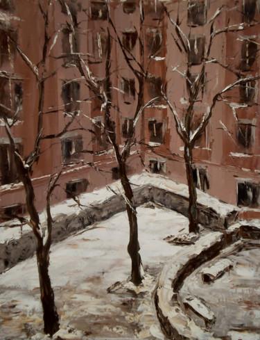 Kiev courtyard